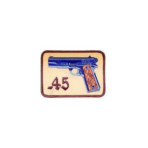 45 Cal Gun 3-1/2 Inch Patch