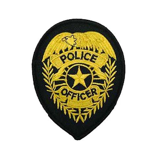 Police Shield Patch