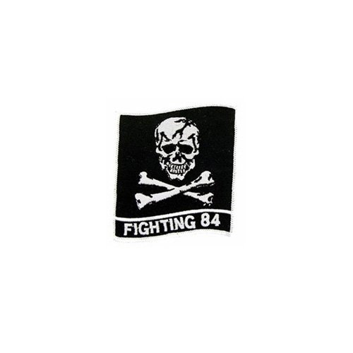 Patch Usn Fighting 084 3-1/2 Inch