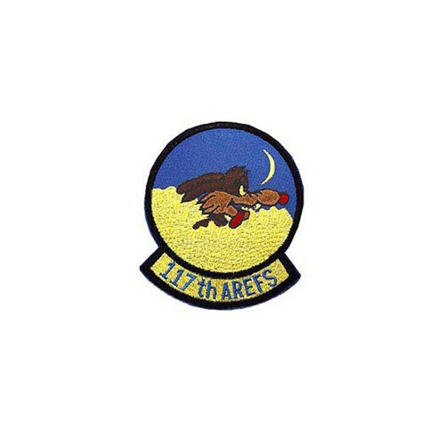 Patch Usaf 117th Arefs 3-3/8 Inch