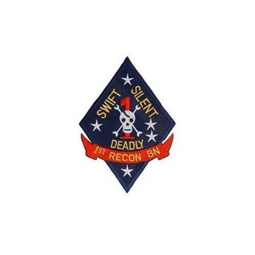 Patch USMC 01st Recon Btl 5-1/2 Inch