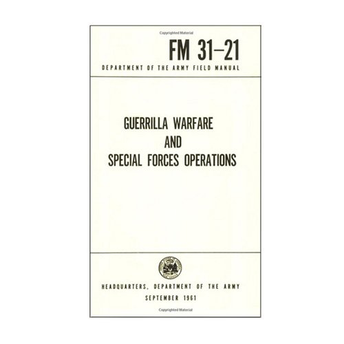 Emco Guerrilla Warfare and Special Forces Operations Handbook