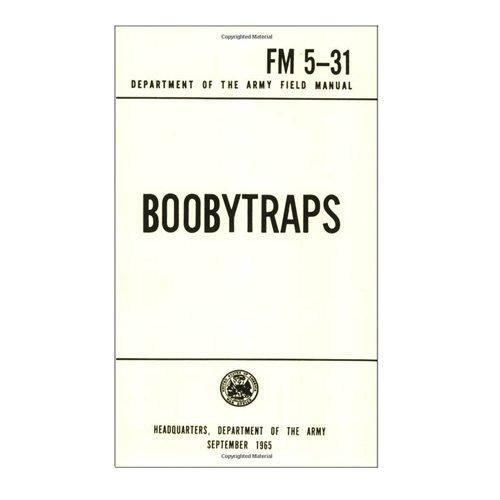 Emco Boobytraps Handbook