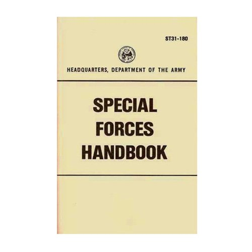 Special Forces Handbook (ST31-180)