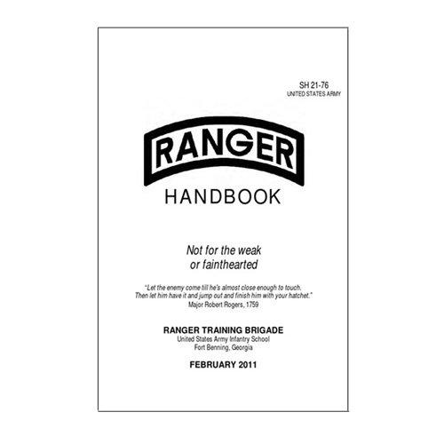 Ranger Handbook 2011 (SH 21-76)