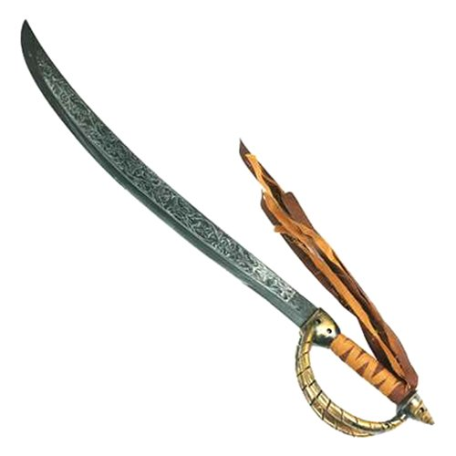 Pirate Sword 29 Inch with Deluxe Handle