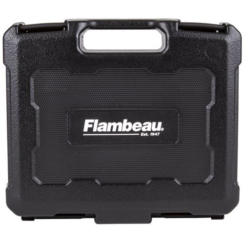 Double Wall Safe Shot 10 Inch Compact Pistol Case - Black