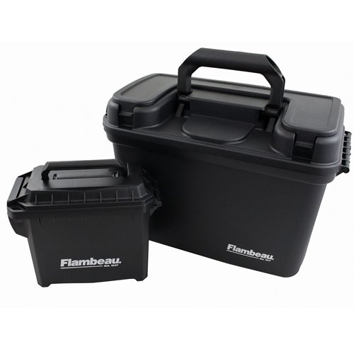 Flambeau Tactical Dry Box/Ammo Can Combo