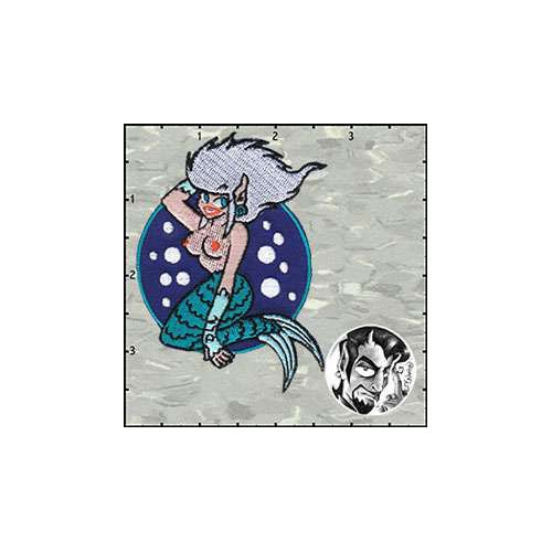 Dean Lee Nortons Mermaid Patch