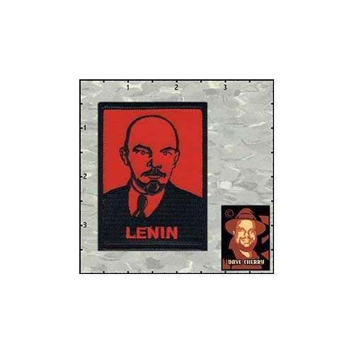 Dave Cherrys Lenin Patch