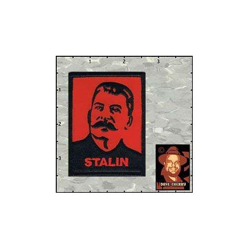 Dave Cherrys Stalin Patch