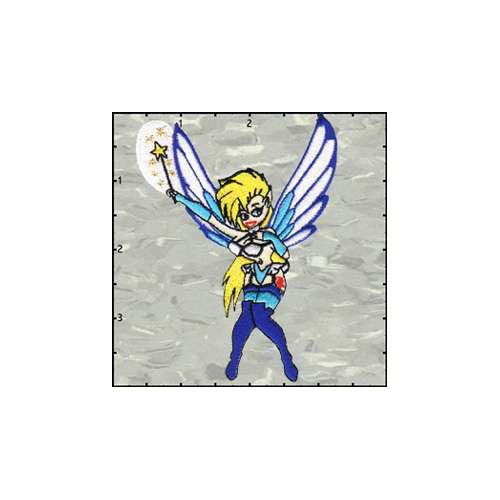 Dean Lee Nortons Fairy And Wand Patch
