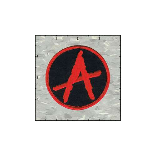Anarchy Round 3 Inches Patch