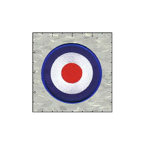 Mod Target 3 Inches Patch