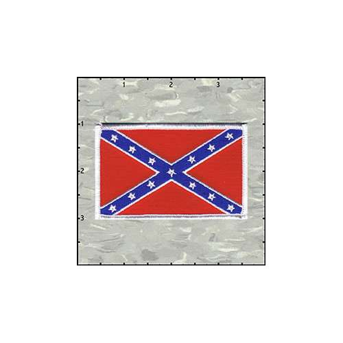 Flag Rebel Patch