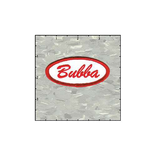 Name Tag Bubba Patch