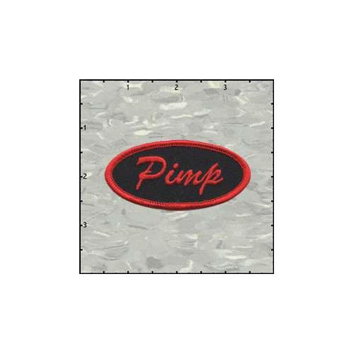Name Tag Pimp Patch
