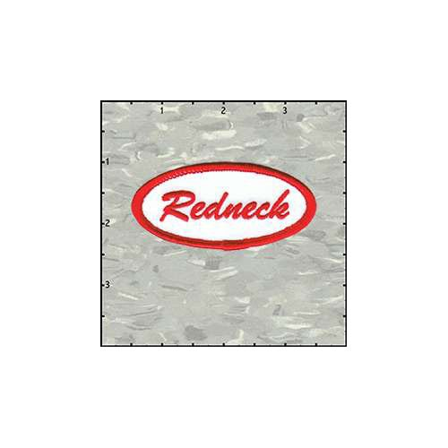 Name Tag Redneck Patch
