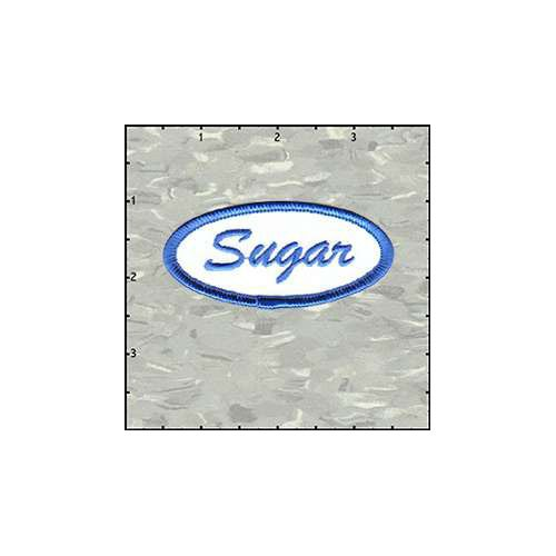 Name Tag Sugar Patch