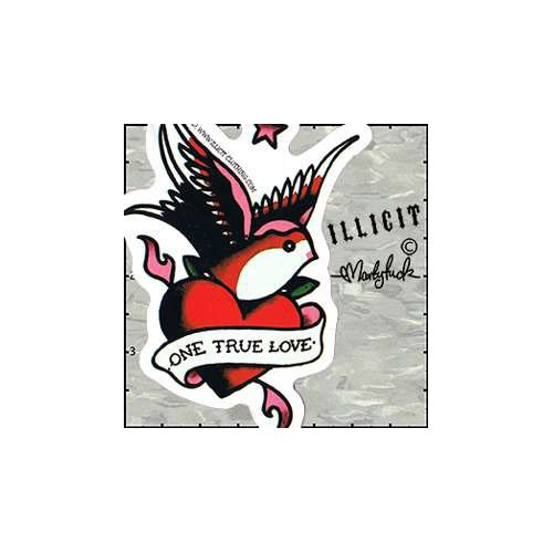 Illicit One True Love Patch