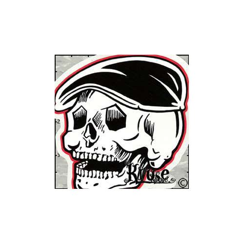 Kruses Skull with Cap Patch