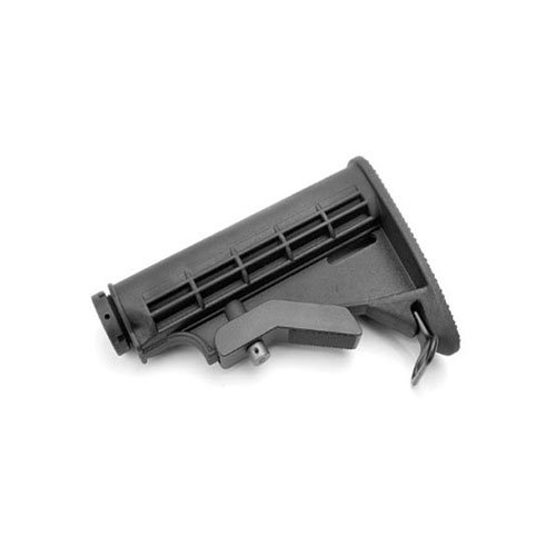 G&G Retractable Stock (6 POSITION)-Black