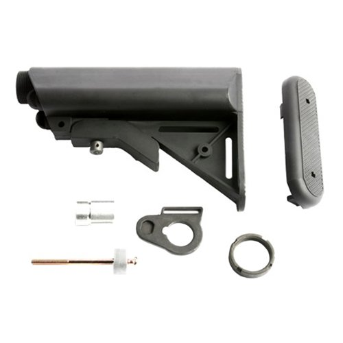 G&G Extend Battery Stock For M16 Series