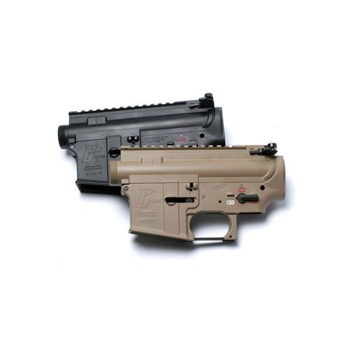 G&G Metal Receiver Set For GC Mark (Tan)