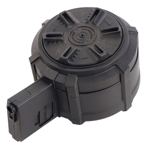 G&G Auto Winding 2300rd Drum Airsoft Magazine For M4/M16