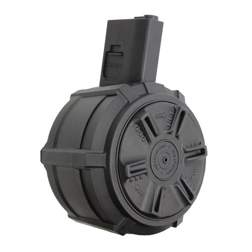 G&G M4/M16 2300R Drum Airsoft Magazine