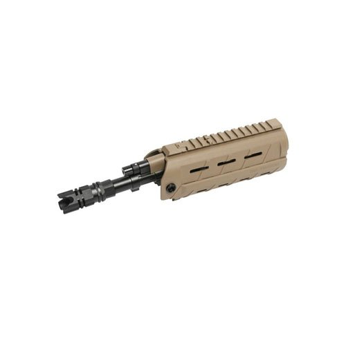 G&G G26 Laser & LED Build-In Hand Guard Set (Desert Tan)