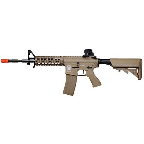 G&G CM16 Raider-L GBB Combat Machine Long Desert Rifle