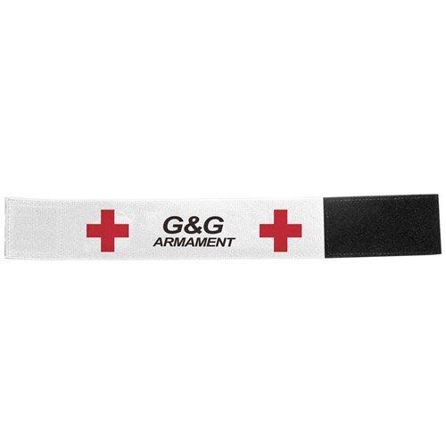 G&G Team Armband for White 6 Pack Medic