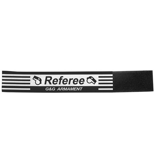 G&G 6 Pack Referee Team Armband