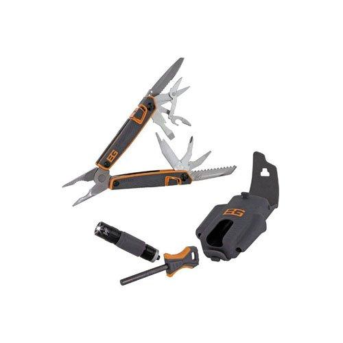 Gerber 31-001047 Survival Tool Pack - Multi-Tool Fire Starter And Flashlight