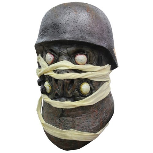 Wall Zombot Halloween Mask