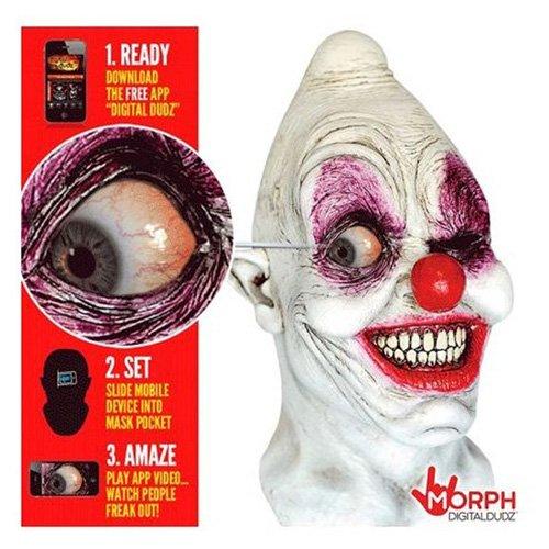 Nightmare Clown Mask