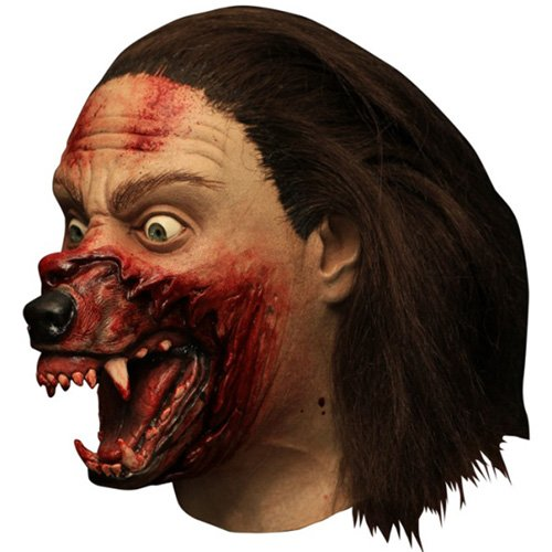 Wolf Transformation Halloween Mask