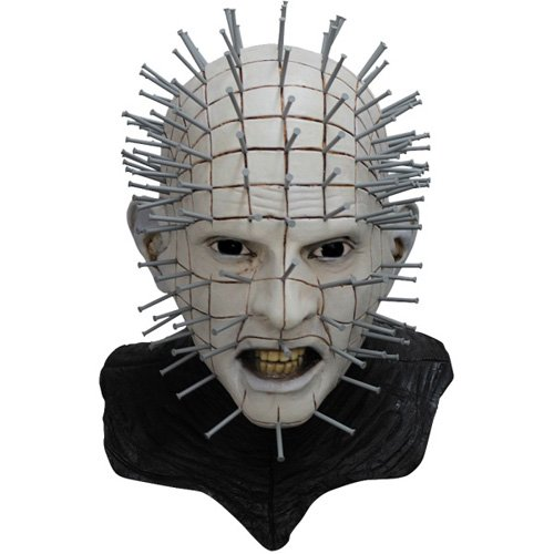 Hellraiser Pinhead Deluxe Halloween Mask