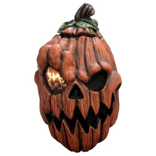 Creepy Jack-O-Lantern Halloween Mask