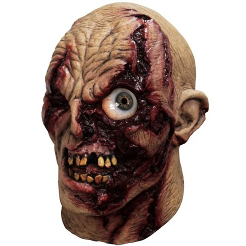 Scary Zombie Halloween Mask