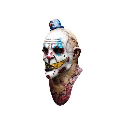 Evil Clown Halloween Mask
