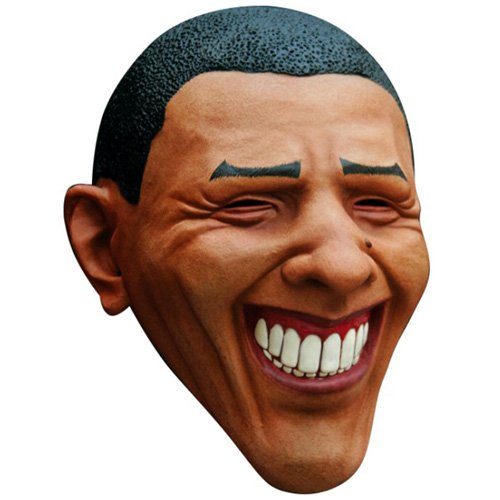 Barack Obama Halloween Mask