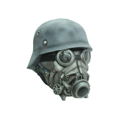 Chemical Warfare Halloween Mask
