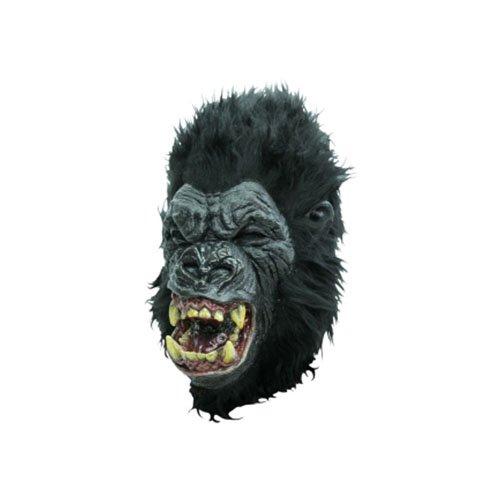 Angry Gorilla Rage Ape Mask