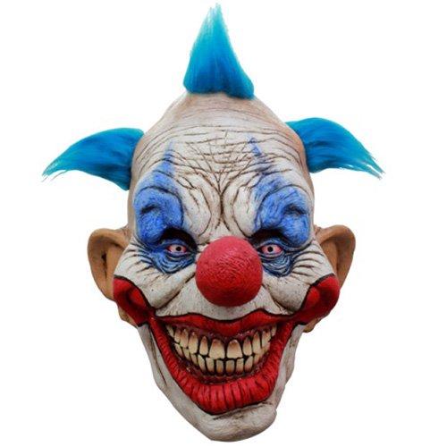 Creepy Clown Halloween Mask