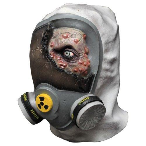 Hazmat Zombie Halloween Mask