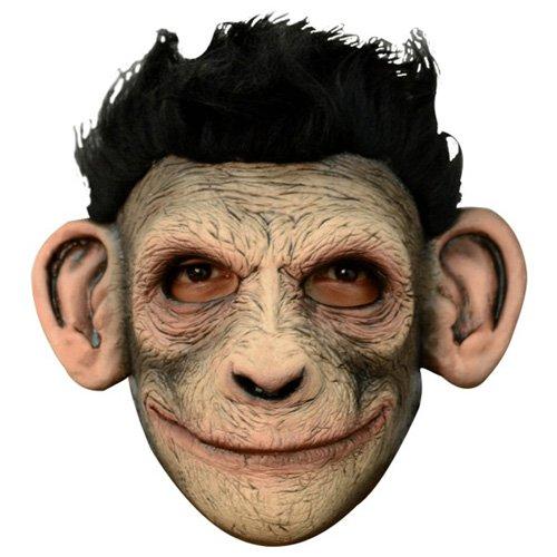 Happy Monkey Halloween Mask
