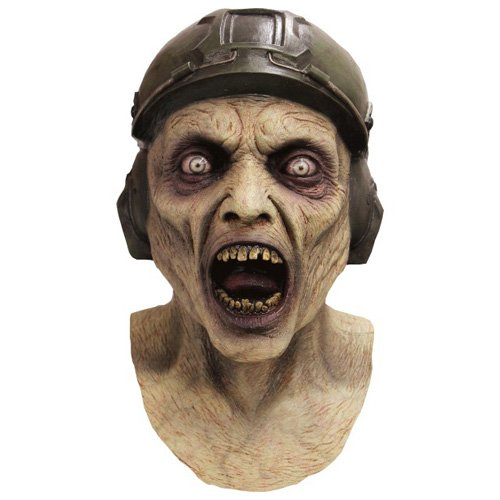 Zombie Aviator Halloween Mask