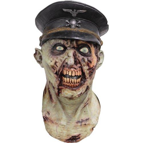 German Army Zombie Halloween Mask